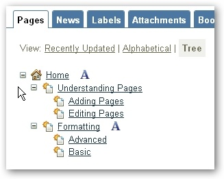Organise wiki pages - CIT - Wiki nus
