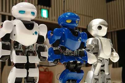 Current uses of robots - CS1105 Group Reports 2008 - Wiki nus