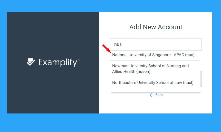 How do I <b>login</b> to Examplify? - Digital Assessment - Wiki.<b>nus</b>