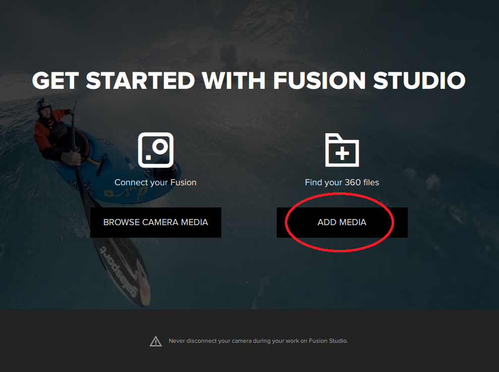 Stitching and Processing your footage with Fusion Studio - CIT